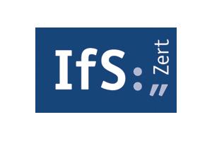 IFS Zertifiziert